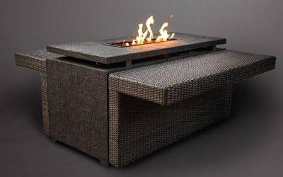 Marietta Fire Table